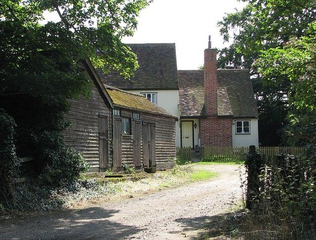 Streetly End Farm
