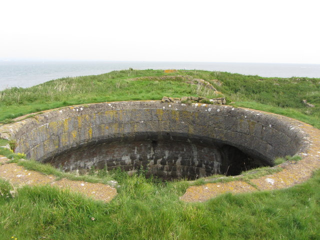 Castle Rock Battery, Flat Holm