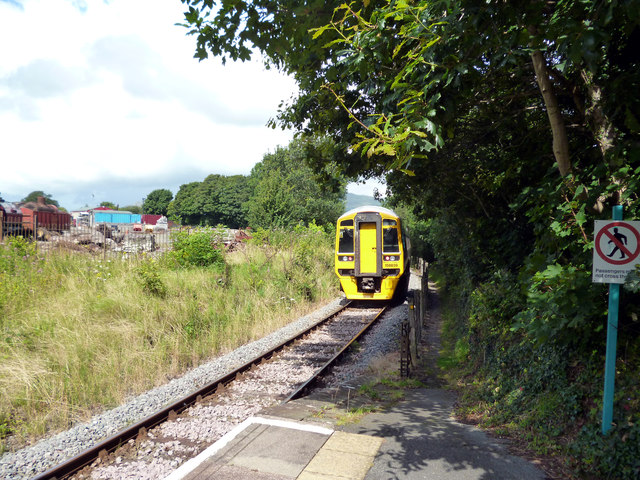 Minffordd station (National Rail)