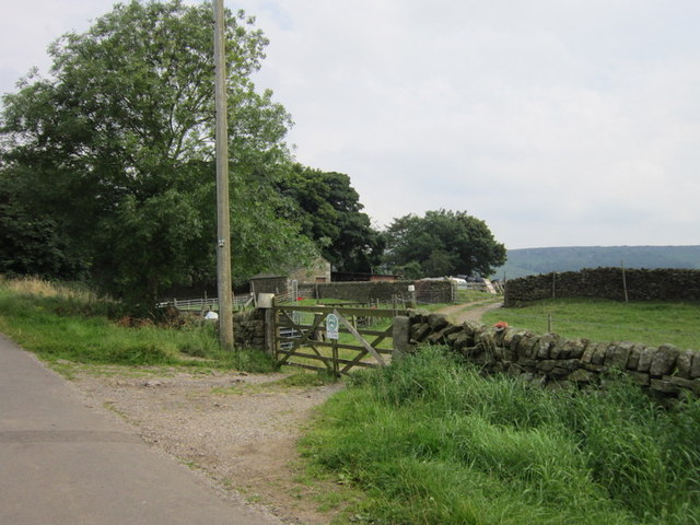 Building at Out Lane Farm