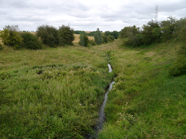 A Tributary Of The Leet Water