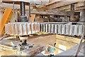 TL5764 : Swaffham Prior Mill - Gearing by Ashley Dace