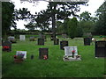 SK5923 : Wymeswold Cemetery by JThomas