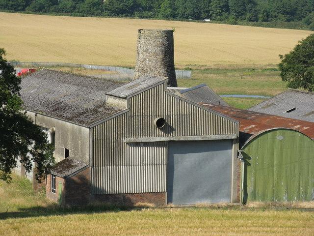 Myrehead farm buildings