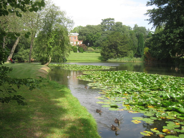Hedingham Castle Grounds