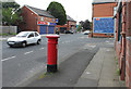 SD7008 : Blackshaw Lane | 365 Deane Road postbox (ref. BL3 135) by Alan Murray-Rust