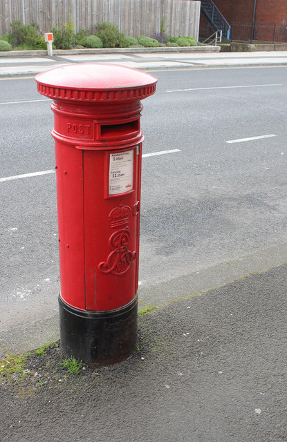 Blackshaw Lane | 365 Deane Road postbox (ref. BL3 135)