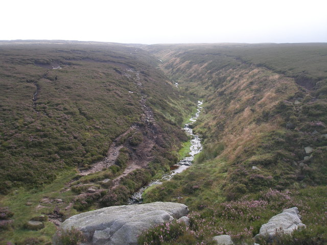 Pennine Way at Wildboar Grain