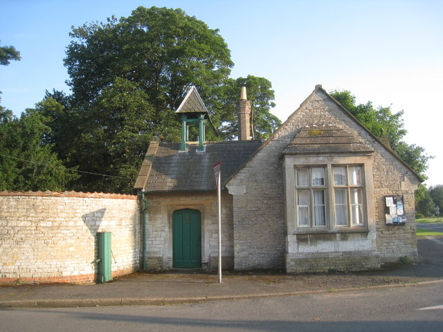 The former school, Blankney