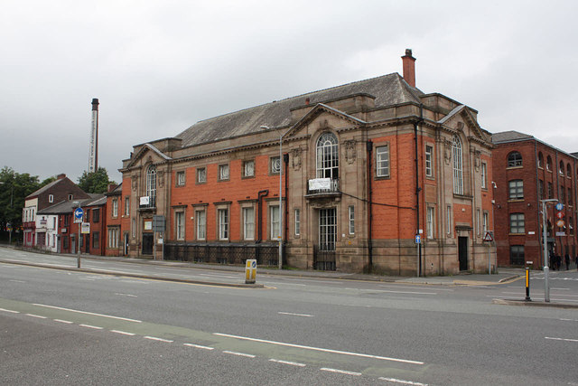 Lancashire and Cheshire Miners Federation building