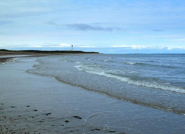 Lossiemouth West Beach View