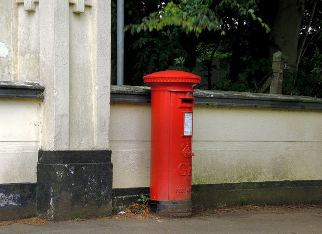 Pillar box, Ballymoney