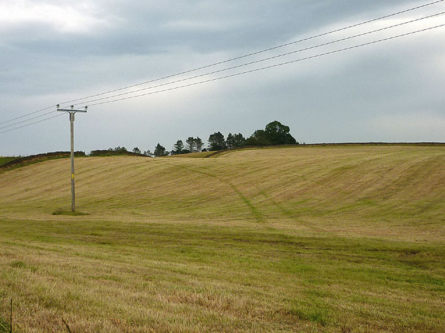 Public footpath north east of Tosca