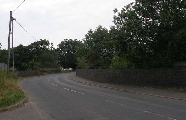 Broad Lane railway bridge