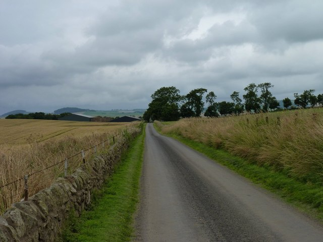 Milton of Blebo road