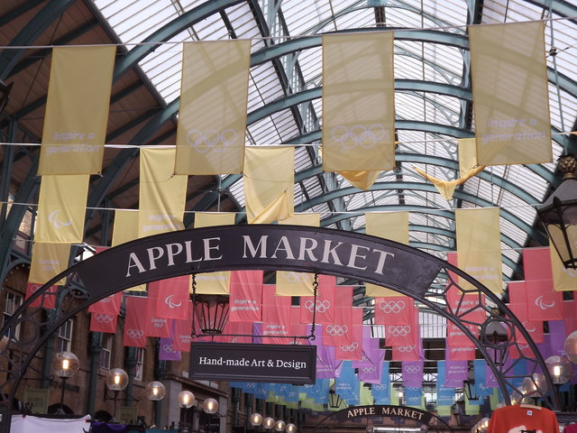Apple Market Banners