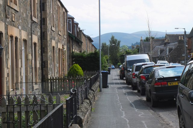 Rosetta Road, Peebles