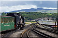 SH5738 : Arriving at Porthmadog : Week 32