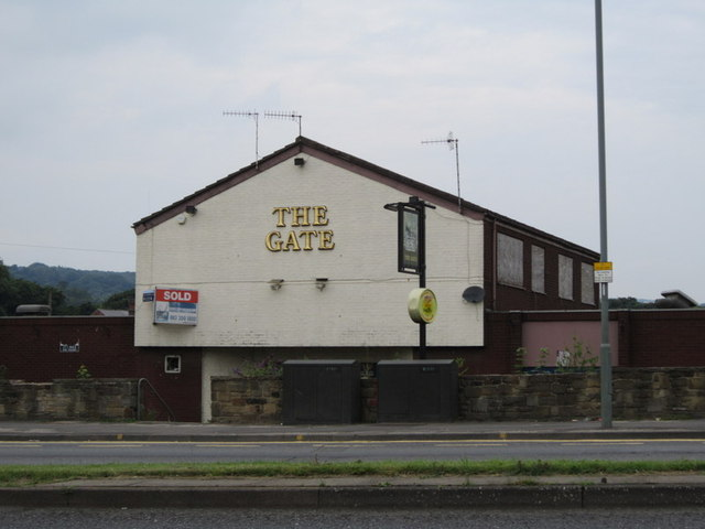 The Gate public house, Wadsley Bridge