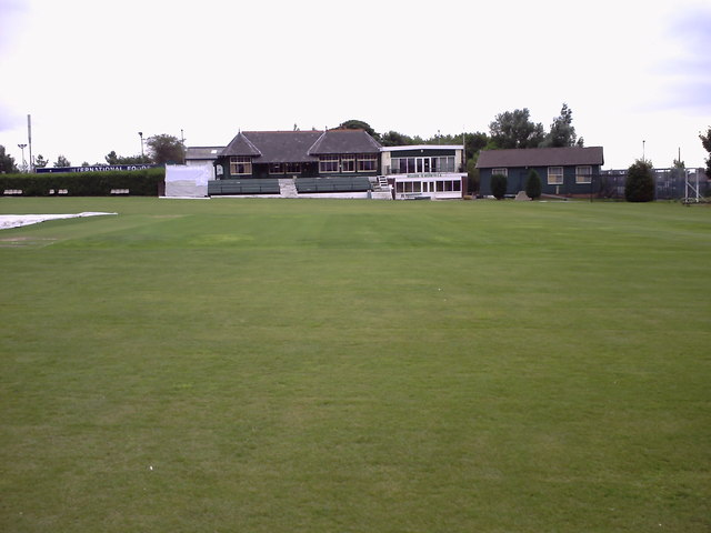 Werneth Cricket Club Pavilion 169 Batandball Cc By Sa 2 0