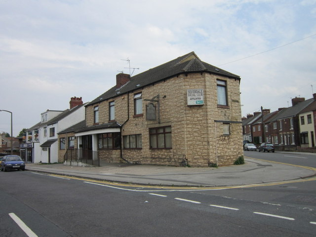 The Silverdale Social Club