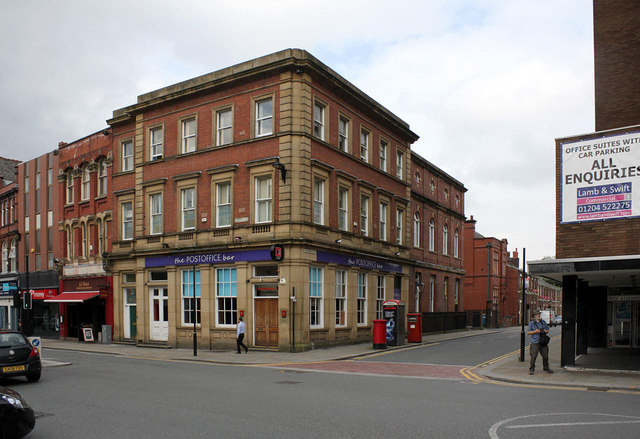 Former Post Office, Bradshawgate