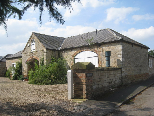 Outbuildings at Manor Farm, Kirkby Green
