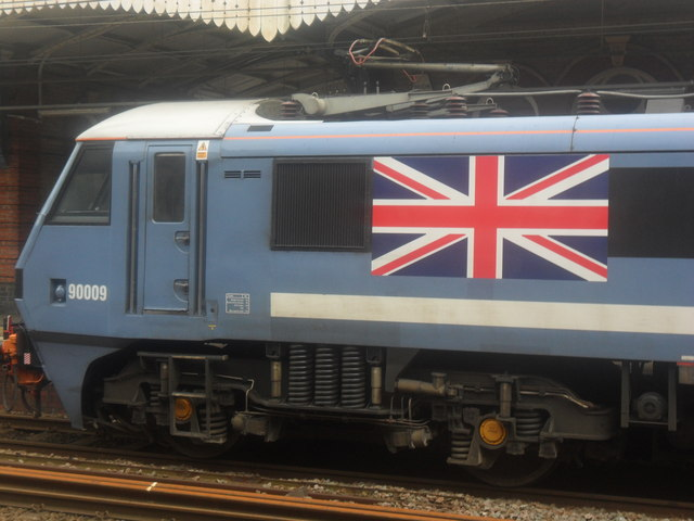 Railways celebrating the Queen's Diamond Jubilee
