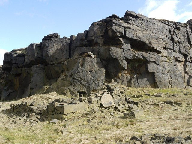 Pule Hill Quarry, Marsden