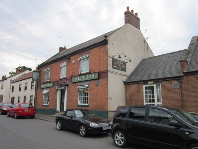 The Duke William, Haxey