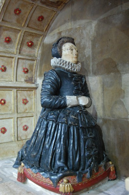 Abigail Goldisburgh Memorial, Worcester Cathedral