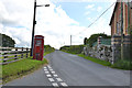 SN9776 : The B4518 at Nantgwyn by Nigel Brown