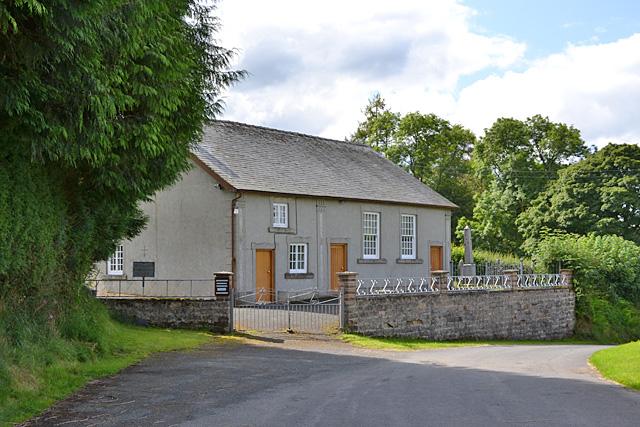 Sychnant Presbyterian Chapel