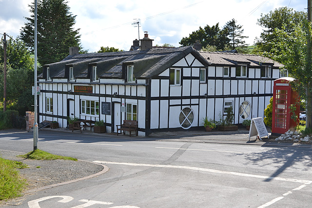 The Mid Wales Inn, Pant-y-dwr