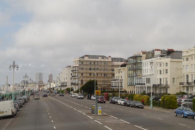Brighton, Marine Parade
