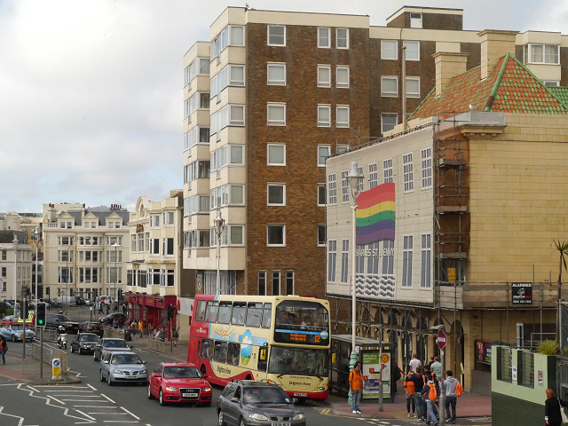 Marine Drive, Brighton