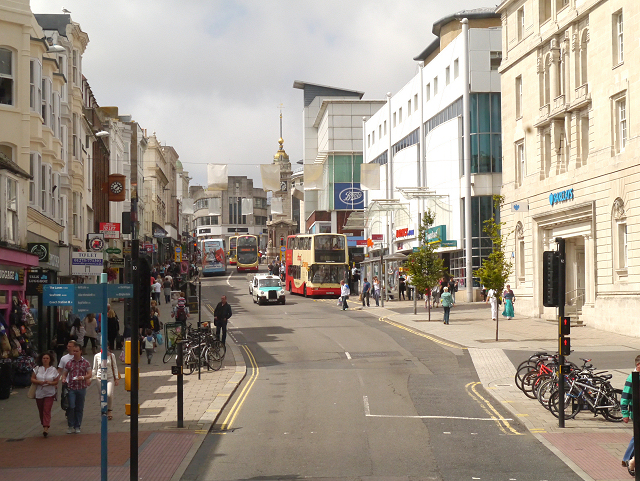 North Street, Brighton