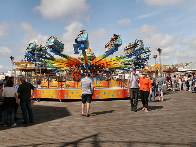 Children's Ride, Brighton Pier