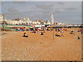 TQ3103 : Brighton Beach by David Dixon