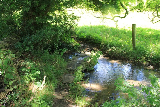 Stepping Stones, Chedworth Stream