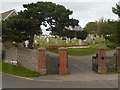 TQ4900 : Seaford Cemetery by David Dixon