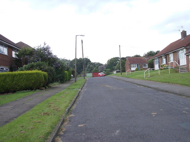 Belle Vue Crescent - Belle Vue Road