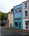 SN4120 : Caffi Glas, Carmarthen by John Grayson