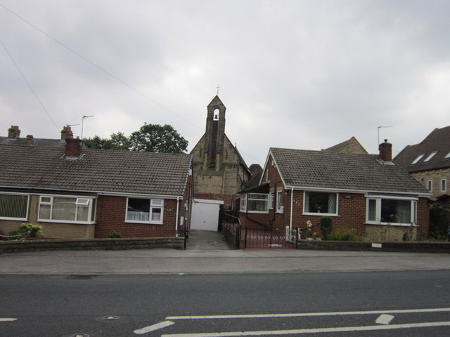 St Andrew's Church, Netherton