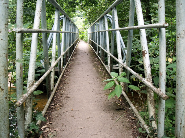 River Bollin Footbridge