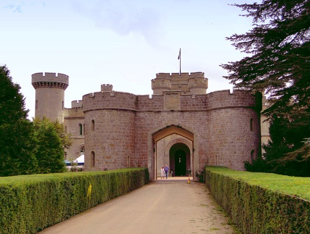 Portcullis Lodge, Eastnor Castle