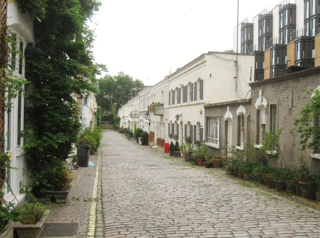 Ennismore Gardens Mews, London SW7