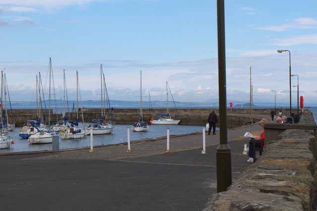 By Fisherrow Harbour