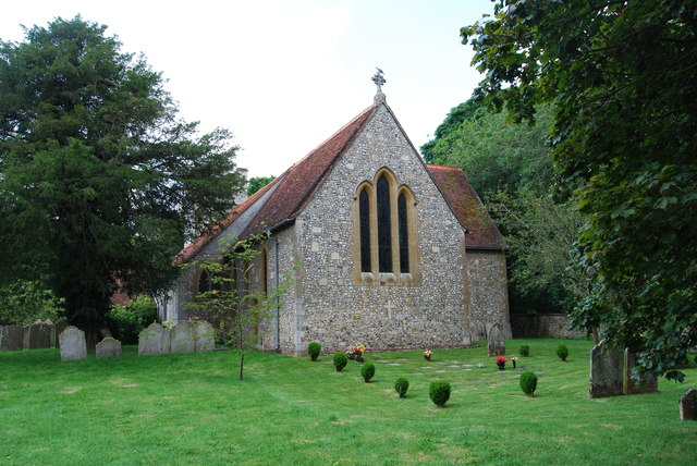 Parish Church of St Mary, Crawley (3)