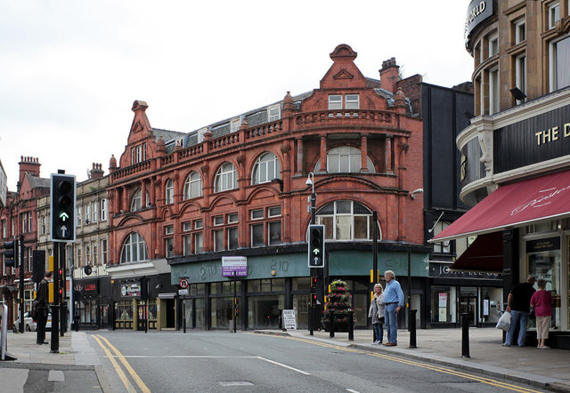 Whewell Buildings, Bradshawgate